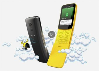 Mobile World Congress Nokia 8110