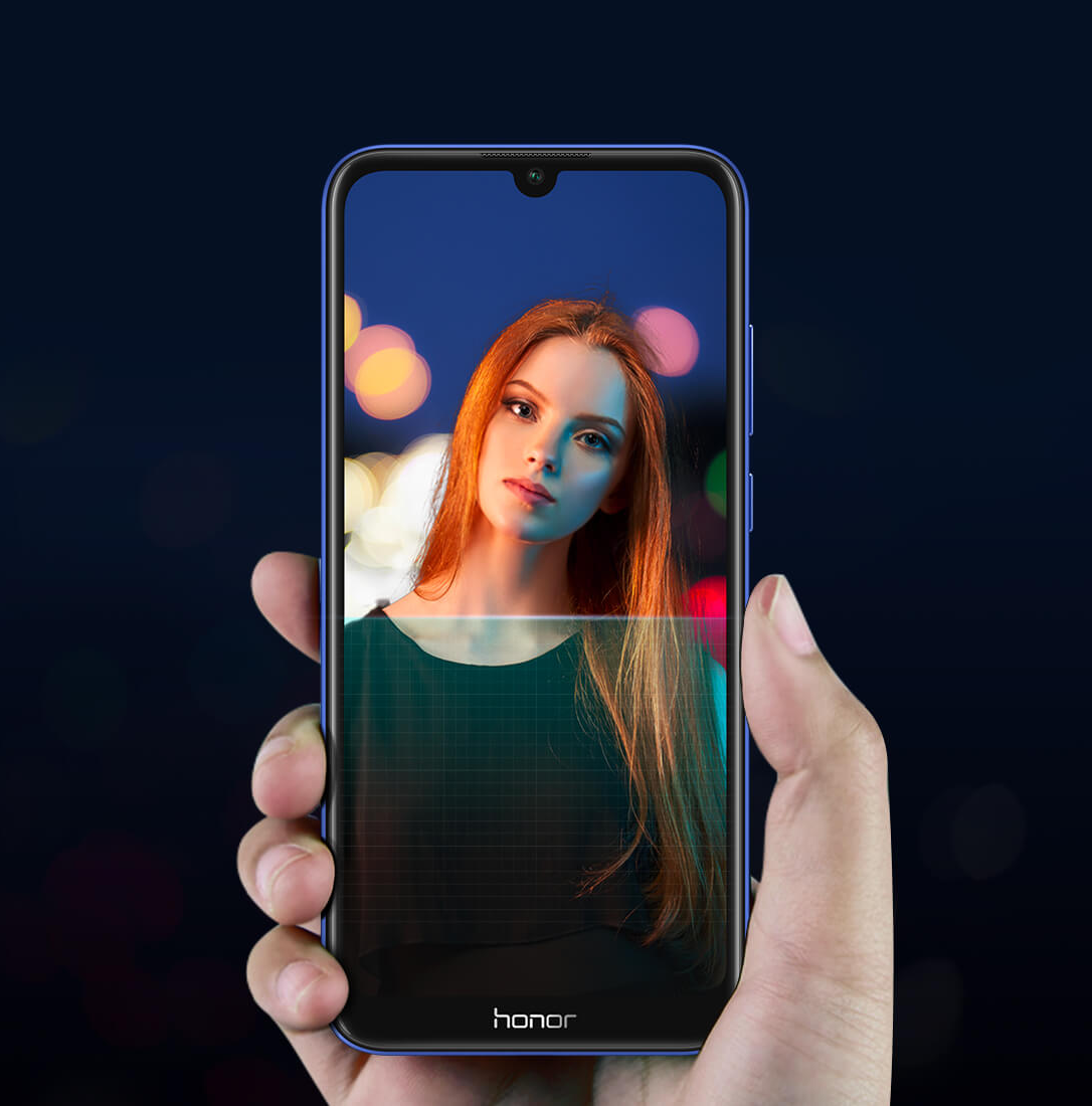 Móbiles de R: Honor 8A