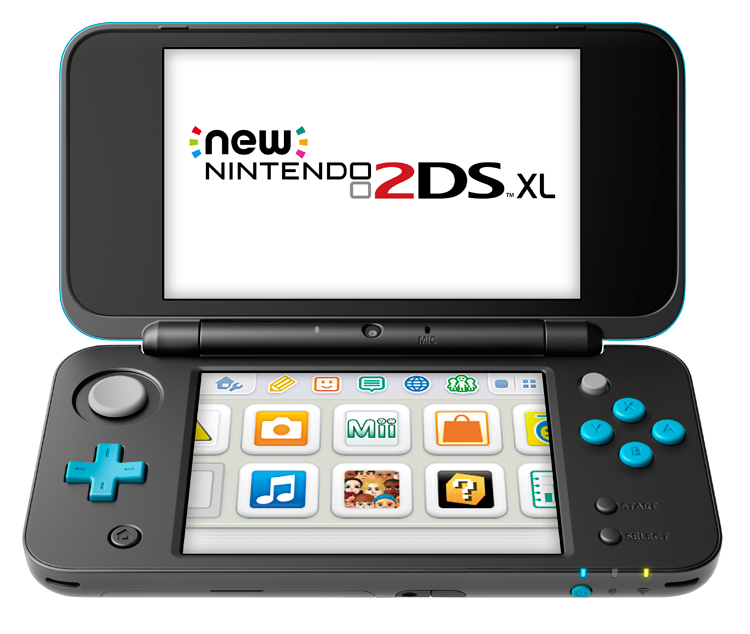 Outlet de R Nintendo New 2DS XL